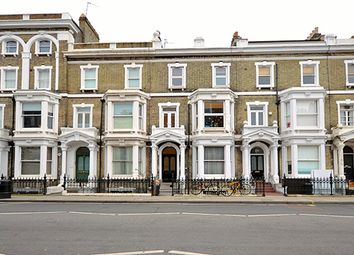 Thumbnail 2 bed flat to rent in North End Road, West Kensington