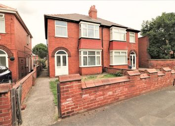 Thumbnail 3 bed semi-detached house for sale in Zetland Road, Town Moor, Doncaster, South Yorkshire