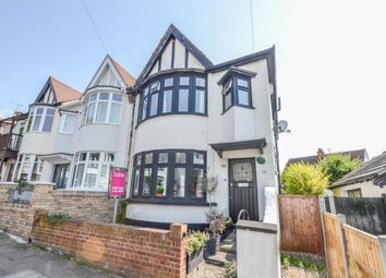 Thumbnail 4 bed detached house to rent in Highcliff Drive, Leigh-On-Sea, Essex