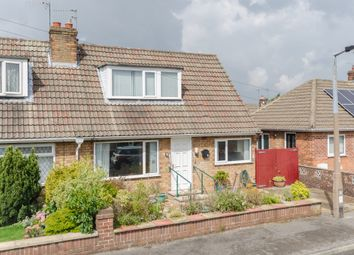 Thumbnail 2 bedroom semi-detached bungalow for sale in Hazel Garth, York