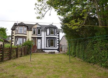 Thumbnail 3 bed semi-detached house for sale in Ardenslate Road, Kirn, Dunoon