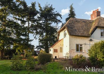 Thumbnail 3 bed semi-detached house for sale in Stalham Road, Hoveton, Norwich