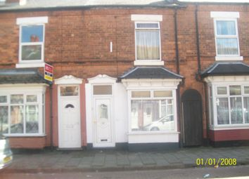 3 bed terraced house for sale in Charles Road, Aston B6