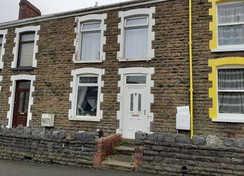 Thumbnail 3 bed terraced house for sale in Cae Nant Terrace, Skewen, Neath