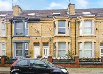 Thumbnail 4 bed terraced house for sale in Jubilee Drive, Kensington, Liverpool