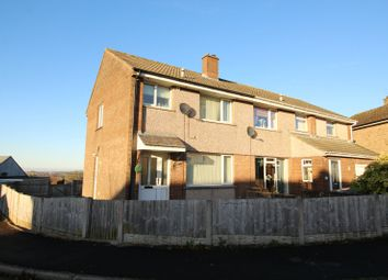 Thumbnail 3 bed semi-detached house for sale in The Crescent, Wigton, Cumbria