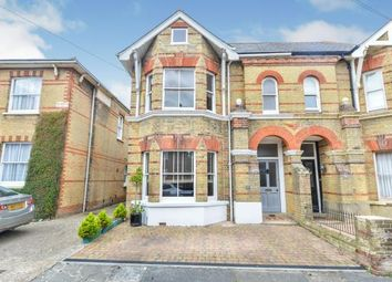 Thumbnail 4 bed semi-detached house for sale in Newport, Isle Of Wight, .