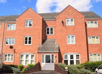 Thumbnail 2 bed flat for sale in Eliot Mews, Nuneaton