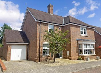 Atlas Close, Kings Hill, West Malling, Kent ME19. 5 bed detached house