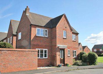 Thumbnail 3 bed detached house for sale in Daniell Road, Wellesbourne, Warwick, Warwickshire