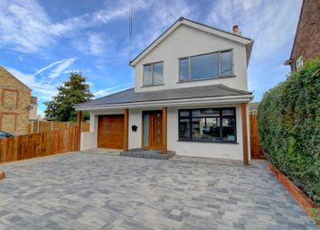 Thumbnail 3 bed detached house for sale in Station Avenue, Rayleigh