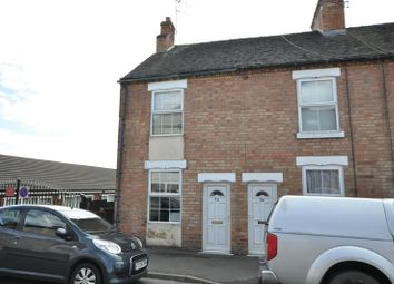 Thumbnail 3 bedroom end terrace house for sale in Dover Road, Horninglow, Burton-On-Trent