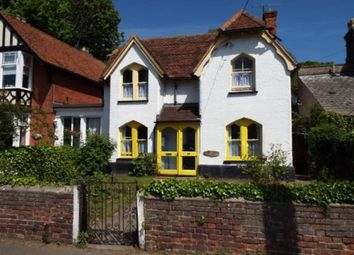 Thumbnail 2 bedroom link-detached house for sale in Cornard Road, Sudbury