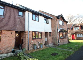 Thumbnail 3 bed terraced house for sale in Celandine Court, Yateley, Hampshire