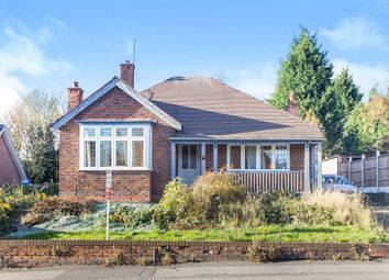 Thumbnail 3 bed detached bungalow for sale in Willowcroft Road, Spondon, Derby