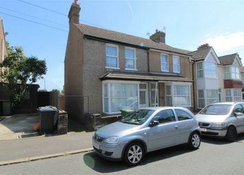 Thumbnail 3 bedroom end terrace house for sale in North Road, Bexhill On Sea, East Sussex