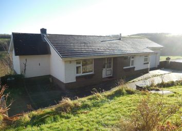 Thumbnail 3 bed detached bungalow for sale in Sunny Hill, Llandysul