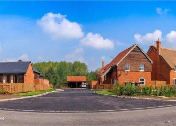 Thumbnail 2 bed flat to rent in Breakfast Field, Swanbourne, Milton Keynes