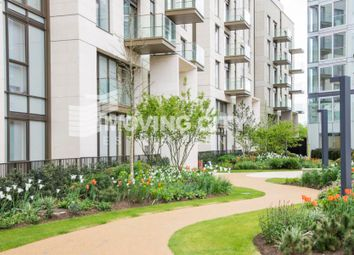 Thumbnail 2 bed flat for sale in Columbia Garden South, Lillie Square