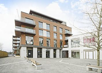 Thumbnail 1 bed flat for sale in West Hampstead Square, West Hampstead