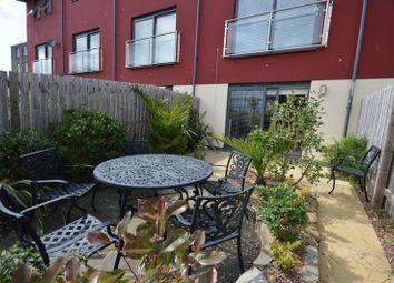 Thumbnail 3 bed terraced house to rent in Trelawney Road, Newquay