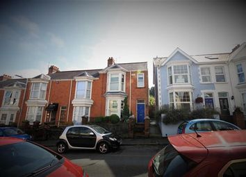 Thumbnail 4 bed end terrace house for sale in Queens Road, Mumbles, Swansea