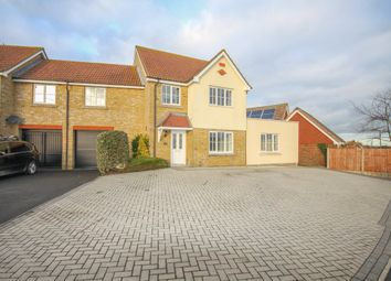 Thumbnail 4 bed semi-detached house to rent in School Lane, Iwade, Sittingbourne