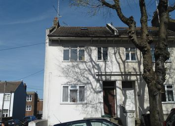 Thumbnail 2 bed maisonette to rent in Franklin Road, Brighton