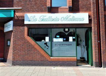 Thumbnail Restaurant/cafe for sale in La Trattoria Molisana, Unit 11 The Globe Centre, Albany Road, Cardiff