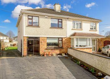 Thumbnail 3 bed semi-detached house for sale in 33 Ashington Crescent, Navan Road, Dublin 7