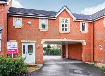 Thumbnail 1 bed terraced house for sale in Hampton Chase, Prenton