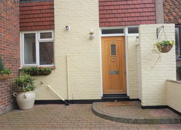 Thumbnail 3 bed terraced house for sale in Haldon Close, Chigwell