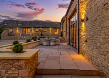 Thumbnail 5 bed barn conversion for sale in Bull Brigg Lane, Whitwell, Oakham