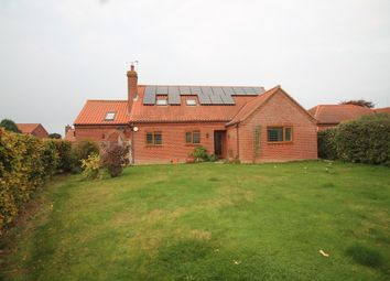 Thumbnail 4 bedroom detached house to rent in Dickens Court, Blundeston, Lowestoft