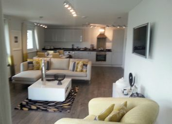 Thumbnail 2 bed flat to rent in Hawksbill Way, Peterborough, Cambridgeshire