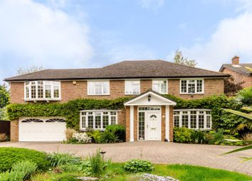 Thumbnail 5 bedroom detached house for sale in Church Meadow, Long Ditton