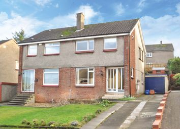 Thumbnail 3 bed semi-detached house for sale in Bute Road, Kirkintilloch, East Dunbartonshire