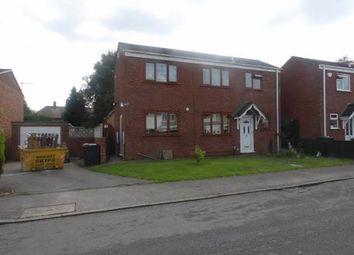 Thumbnail 3 bed detached house for sale in Daniel Avenue, Nuneaton, Warwickshire