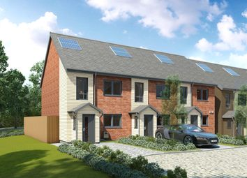 Thumbnail 3 bedroom town house for sale in Bulwell Lane, Nottingham