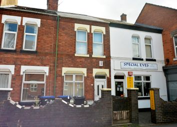 2 bed terraced house to rent in High Street, Barwell, Leicestershire LE9