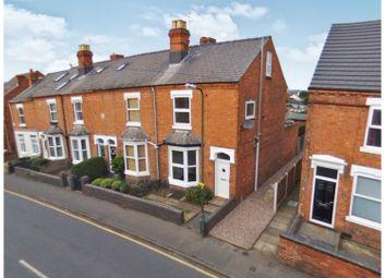 Thumbnail 3 bed end terrace house to rent in Hurcott Road, Kidderminster