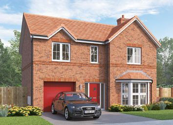 "Thumbnail 4 bedroom detached house for sale in ""The Norbury"" at Wellfield Road North, Wingate"