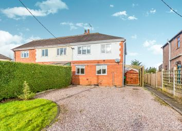 Thumbnail 3 bed semi-detached house for sale in Hales Hall Road, Cheadle, Stoke-On-Trent