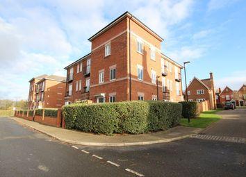 Thumbnail 2 bed flat for sale in Ballantyne Place, Winwick, Warrington