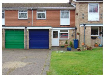 Thumbnail 3 bed semi-detached house for sale in Homefield Close, High Wycombe
