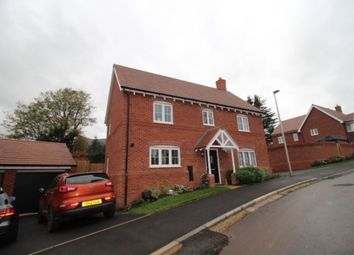 Thumbnail 4 bed detached house to rent in Chester Road, Malpas