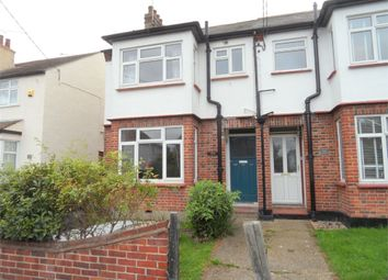 Thumbnail 2 bed semi-detached house for sale in Church Road, Hadleigh, Benfleet, Essex