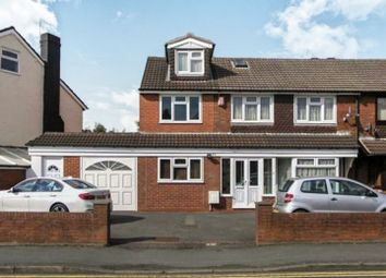 Thumbnail 5 bed semi-detached house for sale in Springfield Road, Halesowen