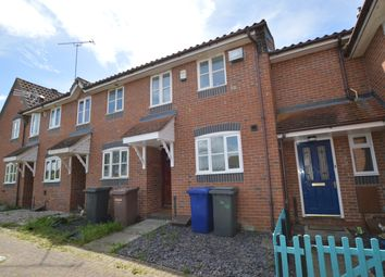 Thumbnail 2 bed terraced house for sale in Munnings Close, Haverhill