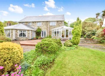 Thumbnail 4 bed detached house for sale in Trefrew, Camelford